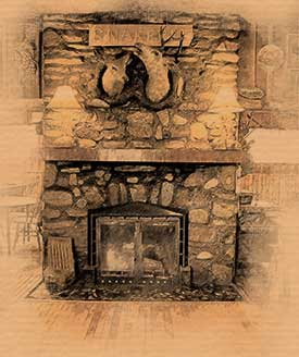 Fireplace-sketch