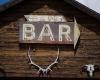 Snake Pit Bar Sign