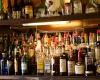 Liquor in the Snake Pit Bar