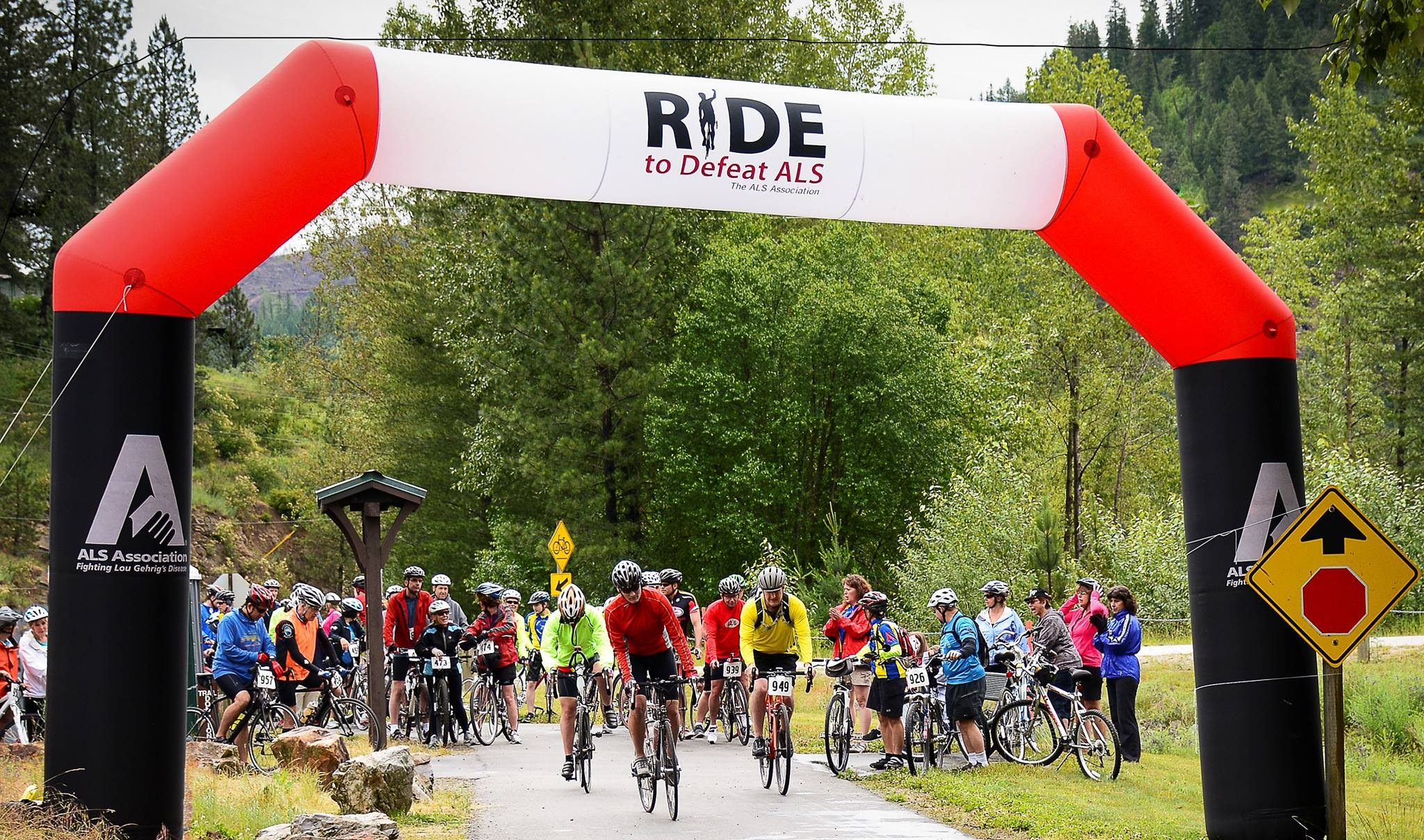 Silver Valley Ride To Defeat ALS